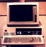 IBM PC  from 1981