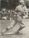Babe Ruth1918 hitting