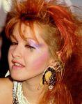 Cindy Lauper 1980