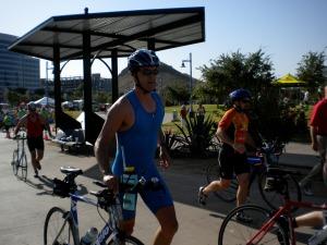 Trans to bike