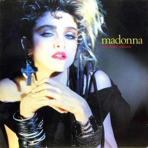 Madonna with bracelets